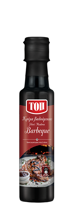 TOP BALSAMIC CREAM BARBEQUE